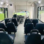 Ford E350 12 passenger charter shuttle coach bus for sale - Gas 13