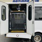 Ford E350 12 passenger charter shuttle coach bus for sale - Gas 17