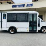 Chevy C3500 8 passenger charter shuttle coach bus for sale - Gas 2