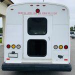 Chevy C3500 8 passenger charter shuttle coach bus for sale - Gas 4
