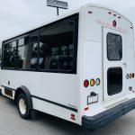 Chevy C3500 8 passenger charter shuttle coach bus for sale - Gas 5