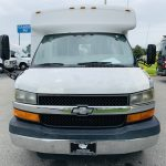 Chevy C3500 8 passenger charter shuttle coach bus for sale - Gas 8