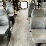 Chevy C3500 8 passenger charter shuttle coach bus for sale - Gas 9