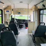 Chevy C3500 8 passenger charter shuttle coach bus for sale - Gas 13
