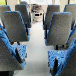 Ford E-350 14 passenger charter shuttle coach bus for sale - Gas 13