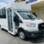 Ford 12 passenger charter shuttle coach bus for sale - Gas 1