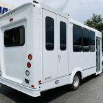 Ford 12 passenger charter shuttle coach bus for sale - Gas 4