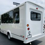 Ford 12 passenger charter shuttle coach bus for sale - Gas 6