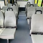 Ford 12 passenger charter shuttle coach bus for sale - Gas 9