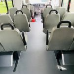 Ford 12 passenger charter shuttle coach bus for sale - Gas 13