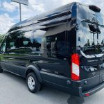 Ford 13 passenger charter shuttle coach bus for sale - Gas 7