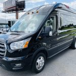 Ford 13 passenger charter shuttle coach bus for sale - Gas 9