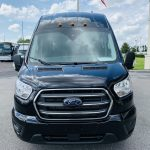 Ford 13 passenger charter shuttle coach bus for sale - Gas 10
