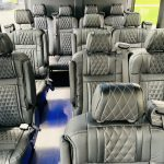 Ford 13 passenger charter shuttle coach bus for sale - Gas 12