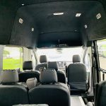 Ford 13 passenger charter shuttle coach bus for sale - Gas 15