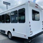 Ford E-350 14 passenger charter shuttle coach bus for sale - Gas 5
