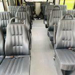 Ford E-350 14 passenger charter shuttle coach bus for sale - Gas 9