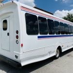 Freightliner 34 passenger charter shuttle coach bus for sale - Diesel 3