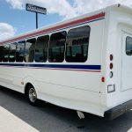 Freightliner 34 passenger charter shuttle coach bus for sale - Diesel 5