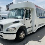 Freightliner 34 passenger charter shuttle coach bus for sale - Diesel 7