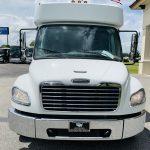Freightliner 34 passenger charter shuttle coach bus for sale - Diesel 8