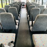 Freightliner 34 passenger charter shuttle coach bus for sale - Diesel 11