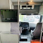 Freightliner 34 passenger charter shuttle coach bus for sale - Diesel 14