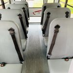 Ford 14 passenger charter shuttle coach bus for sale - Gas 9