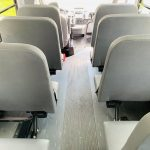 Ford 14 passenger charter shuttle coach bus for sale - Gas 11