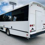 Ford 29 passenger charter shuttle coach bus for sale - Diesel 5
