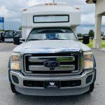 Ford 29 passenger charter shuttle coach bus for sale - Diesel 8