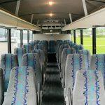 Ford 29 passenger charter shuttle coach bus for sale - Diesel 12
