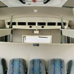 Ford 29 passenger charter shuttle coach bus for sale - Diesel 13