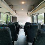 Ford 29 passenger charter shuttle coach bus for sale - Diesel 15
