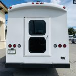 Ford 16 passenger charter shuttle coach bus for sale - Gas 4