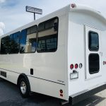 Ford 16 passenger charter shuttle coach bus for sale - Gas 6
