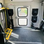 Ford 16 passenger charter shuttle coach bus for sale - Gas 11