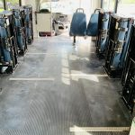 Ford 16 passenger charter shuttle coach bus for sale - Gas 12