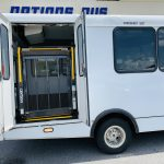 Ford E-350 6 passenger charter shuttle coach bus for sale - Gas 3