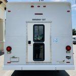 Ford E-350 6 passenger charter shuttle coach bus for sale - Gas 5