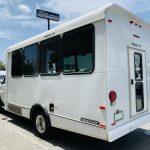 Ford E-350 6 passenger charter shuttle coach bus for sale - Gas 7