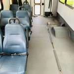 Ford E-350 6 passenger charter shuttle coach bus for sale - Gas 11