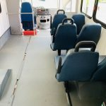 Ford E-350 6 passenger charter shuttle coach bus for sale - Gas 14