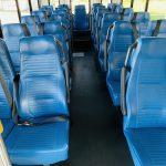 Ford E-450 25 passenger charter shuttle coach bus for sale - Gas 10