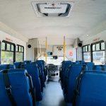 Ford E-450 25 passenger charter shuttle coach bus for sale - Gas 13