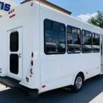 Ford E-350 20 passenger charter shuttle coach bus for sale - Gas 3