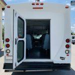 Ford E-350 20 passenger charter shuttle coach bus for sale - Gas 5