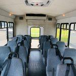 Ford E-350 20 passenger charter shuttle coach bus for sale - Gas 11