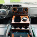 Ford E-350 13 passenger charter shuttle coach bus for sale - Gas 15