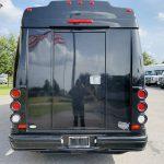 Ford E-350 13 passenger charter shuttle coach bus for sale - Gas 4